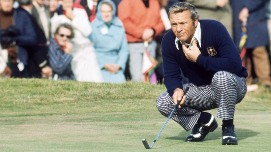 Valley golfers remember Arnold Palmer