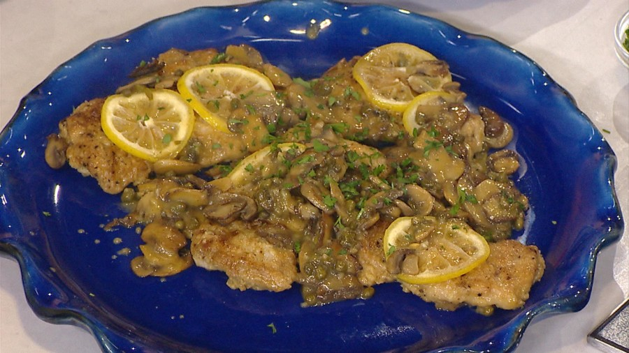 lemon chicken piccata recipe barefoot contessa