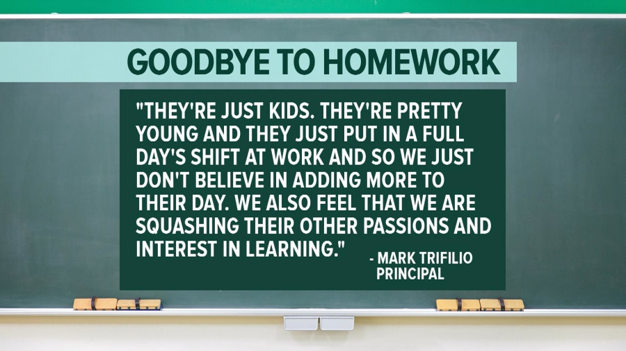 Florida\'s Marion County bans homework for elementary school students ...