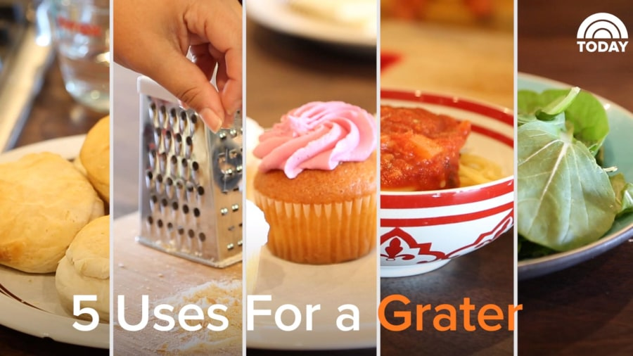 5 ways to use a box grater
