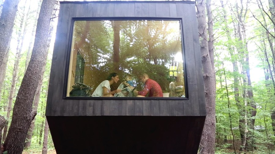 Tiny House Inside And Out upsizing home trend: why tiny homes are on the way out - today