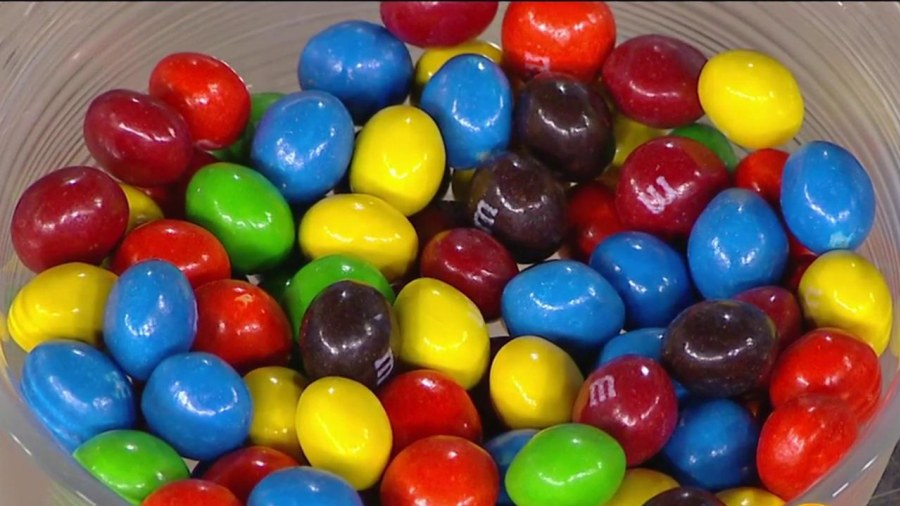 M&M's gets a trendy new filling: Caramel