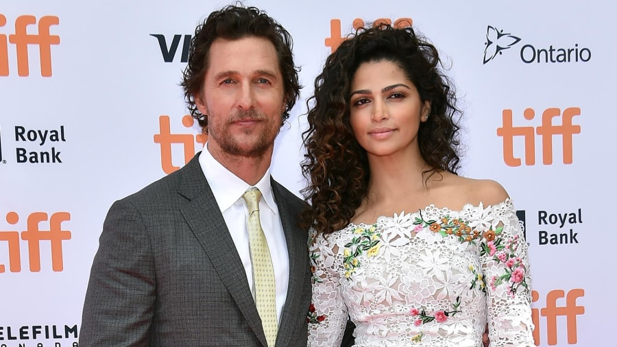 Matthew Mcconaughey My Whole Family Thought Camila Would Reject