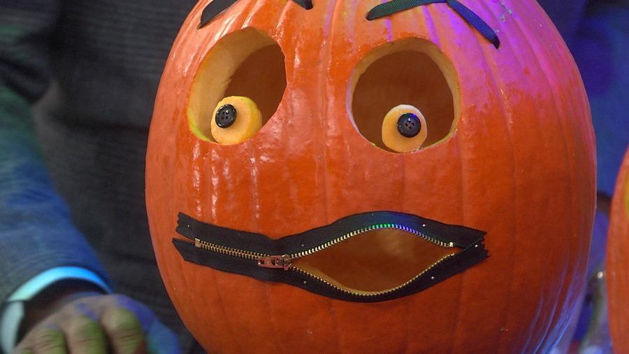 Unique Pumpkin Carving Ideas For Halloween TODAYcom - Cool pumpkin carving ideas