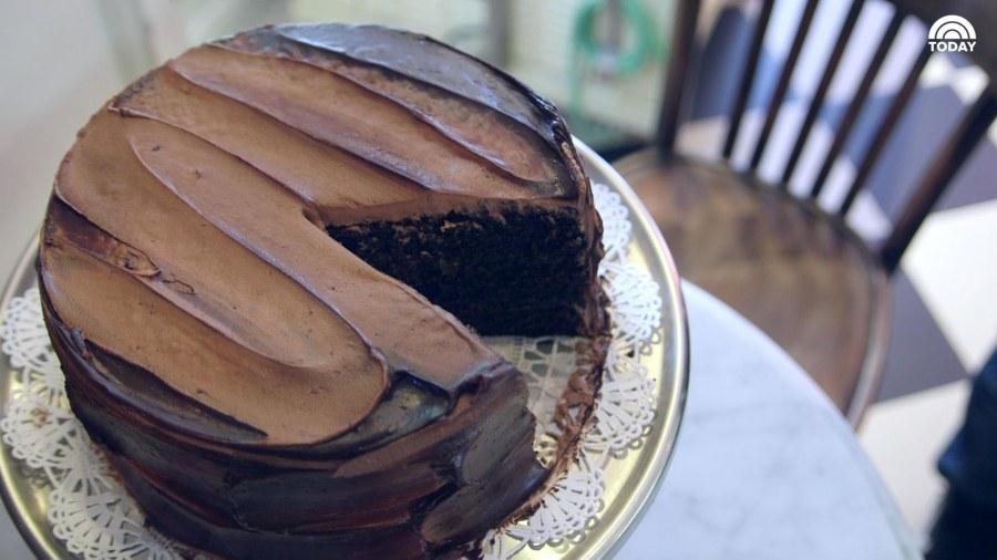 Queen Elizabeths Favorite Cake Chocolate Biscuit Cake TODAYcom