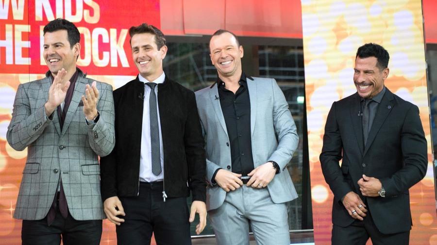 NKOTB, Boyz II Men, Paula Abdul reveal: We're touring together