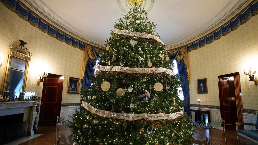 Michelle Obama Unveils Her Final White House Holiday Season