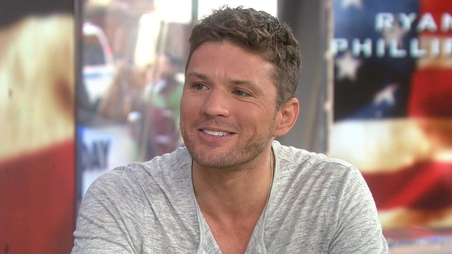 Ryan Phillippe urges frank talk about depression: 'We can ... Ryan Phillippe Today