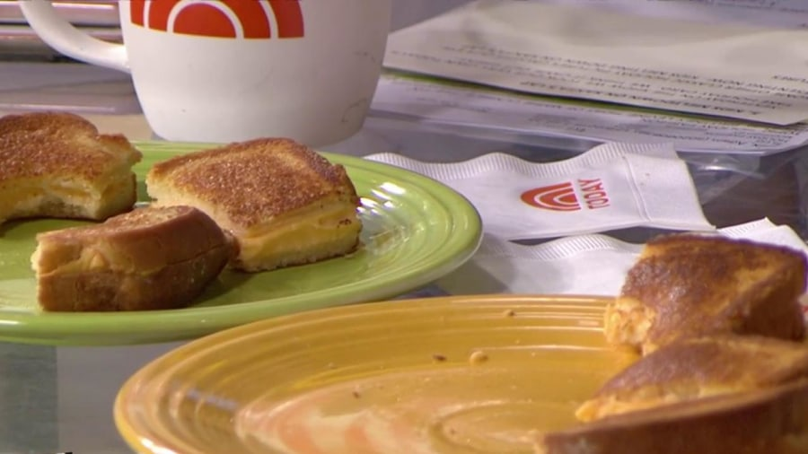 The Secret Of A Great Grilled Cheese Martha Stewart Says It S Mayo