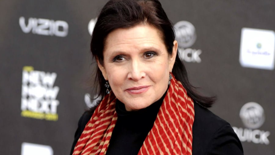 Carrie Fisher, Famous for