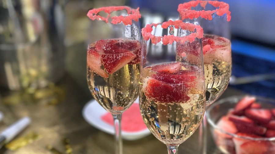 Last minute new year 39 s eve party food and drinks recipes - Last minute new year s eve party ideas ...
