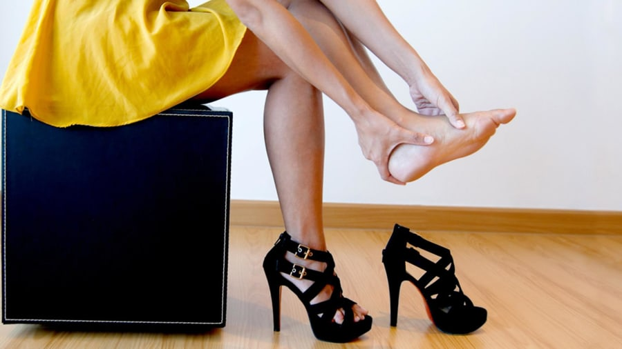 Are High Heels Bad For Your Feed? - Today.Com