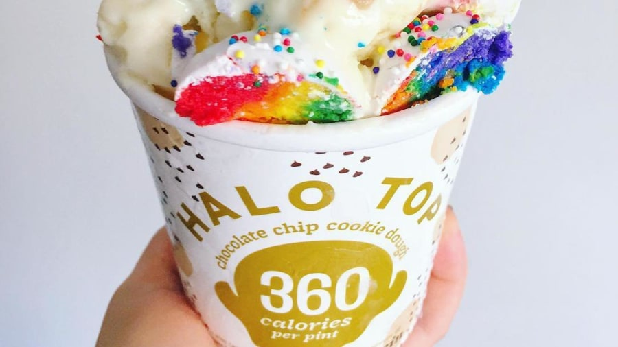 Can a low-calorie ice cream taste as good as the real deal?