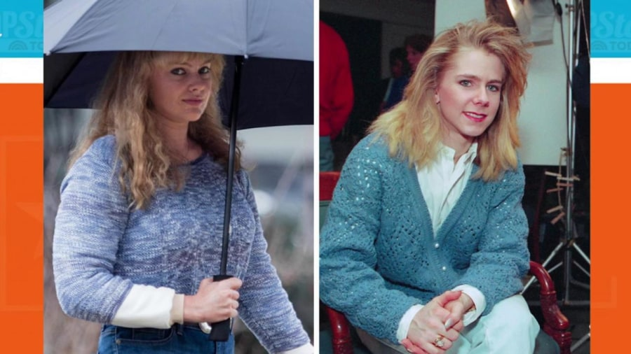Margot Robbie looks markedly different for her new film as Tonya Harding