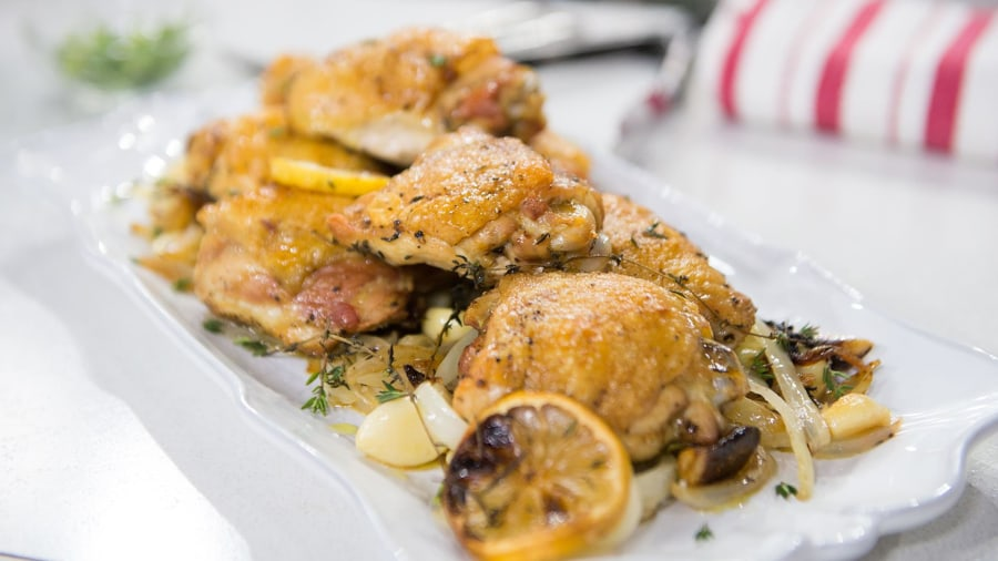 6 Ingredient Oven Roasted Chicken Try Nancy Silverton S Simple Recipe