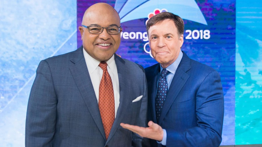 Costas passes the torch to Tirico