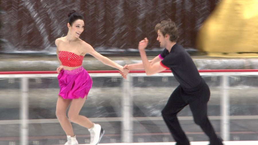 Olympian Meryl Davis Is Engaged To Fedor Andreev! See Her