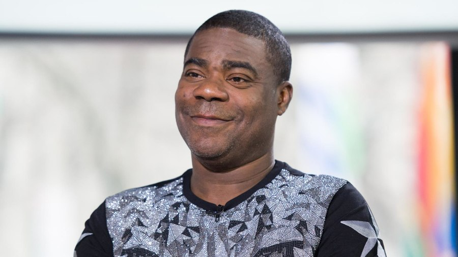 Tracy Morgan On Returning To Big Screen After Crash It
