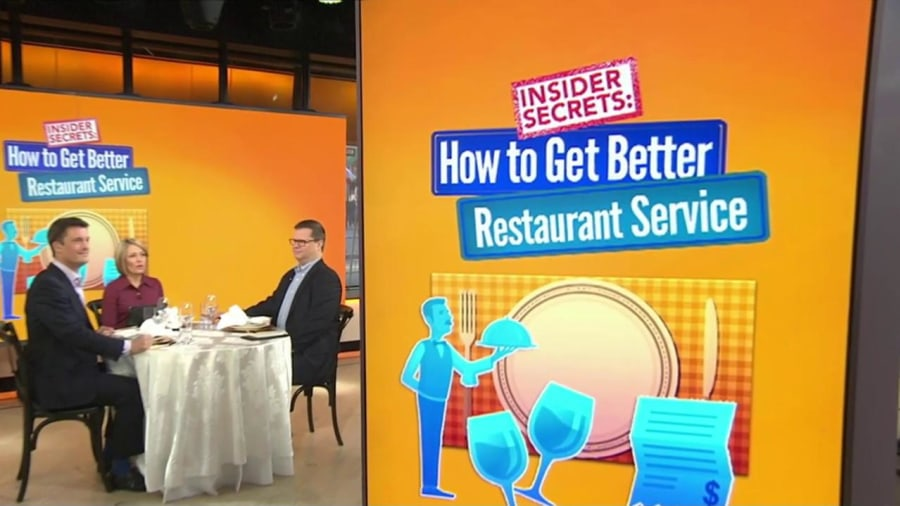 Waiter!! How to get better service at restaurants