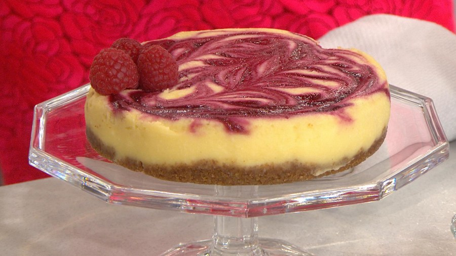 Fresh raspberry cheesecake, meringues: Try Joanne Chang's light recipes