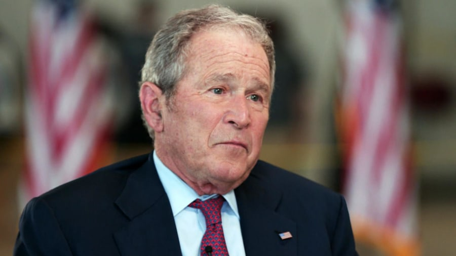 George W. Bush reveals the advice he'd give President ...