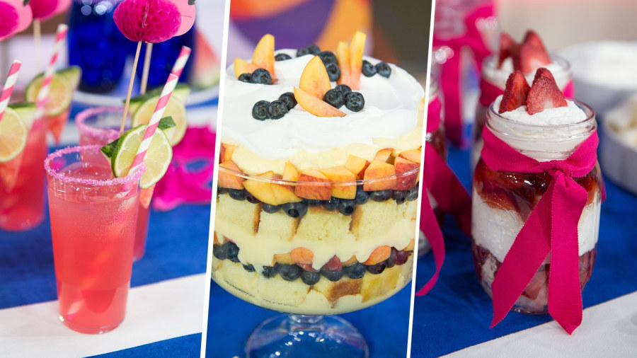 Make your Memorial Day party memorable with ideas from Colin Cowie