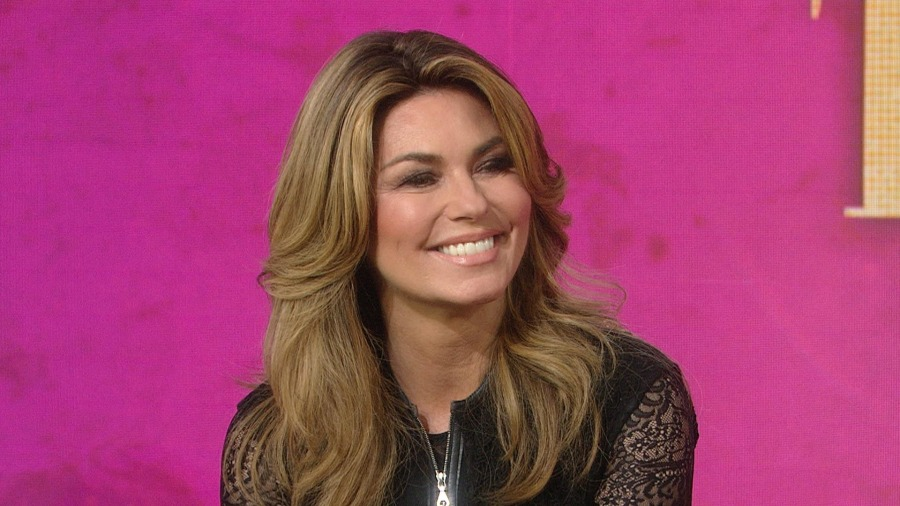 Shania Twain on new music after 15 years: I rediscovered myself