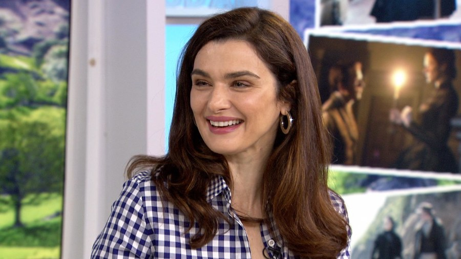 Rachel Weisz Is Pregnant At 48 Expecting First Child With