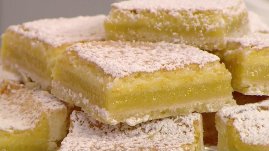 Make easy lemon squares and banana pudding to sweeten your summer