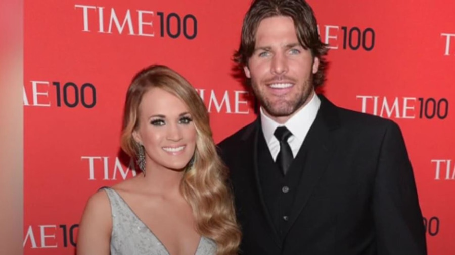 Carrie Underwood, Mike Fisher Celebrate 7th Wedding Anniversary