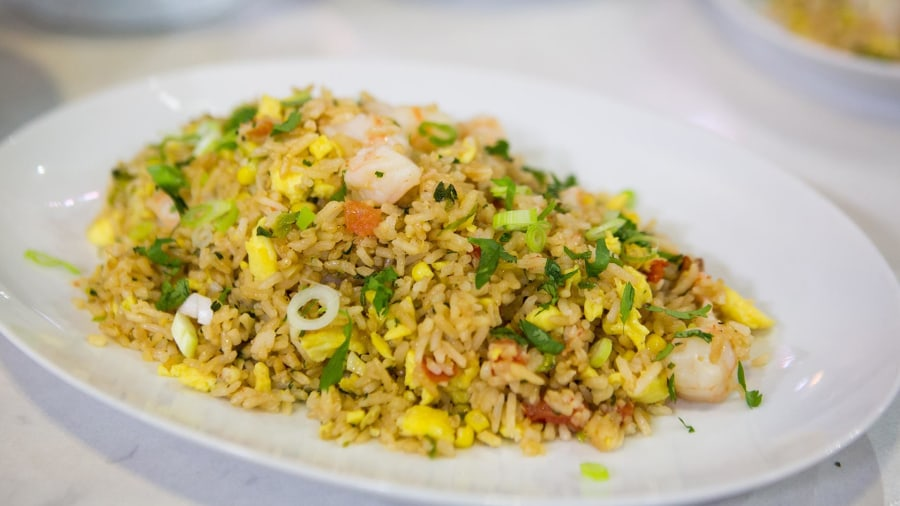 This shrimp fried rice is simple to make (and healthier than takeout)