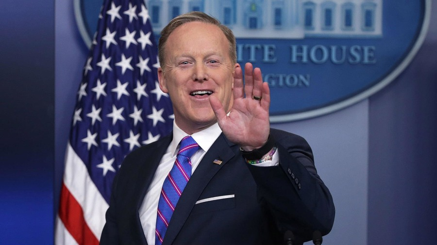 Will Sean Spicer join the cast of 'Dancing With the Stars?'