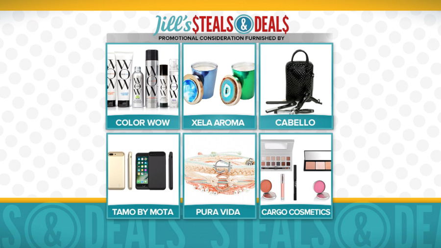 Msnbc jill's steals and deals