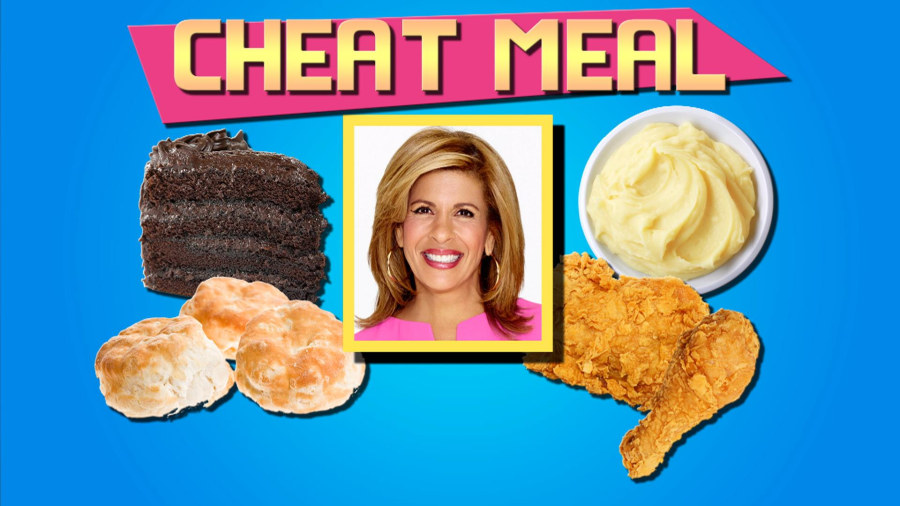 What would the TODAY anchors choose for their last meals? (Hoda: KFC!)