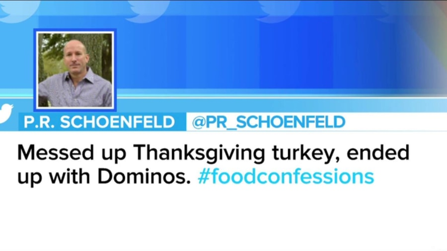 TODAY viewers share their most embarrassing food confessions
