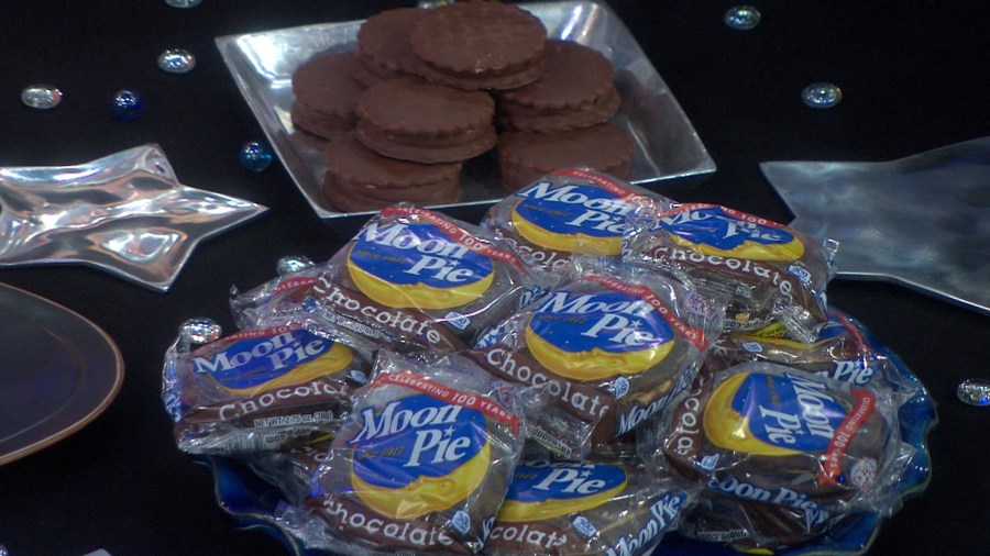 Fun eclipse party ideas: Moon pies, galaxy shirts and more