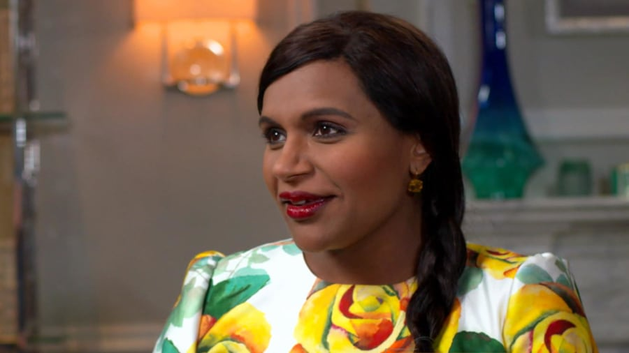Mindy Kaling Reveals the Sex of Her Baby