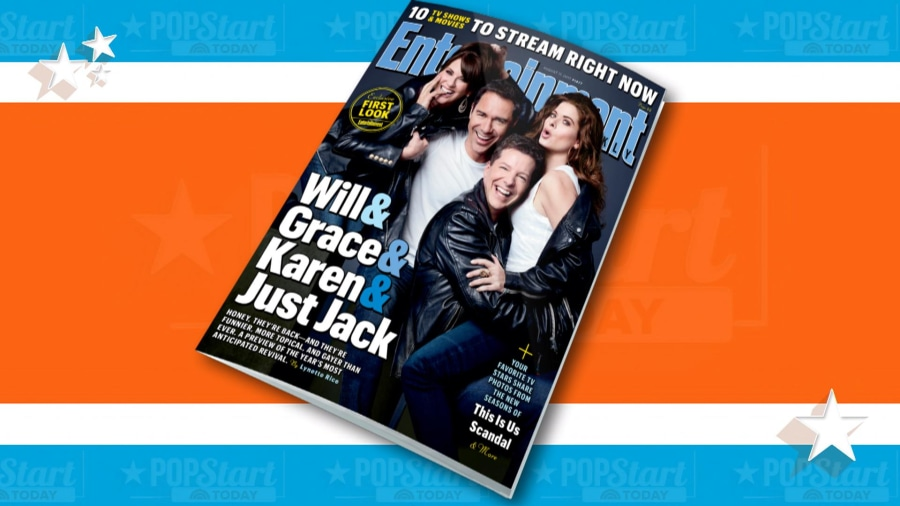 'Will & Grace' Already Renewed For A New Season Ahead Of Revival