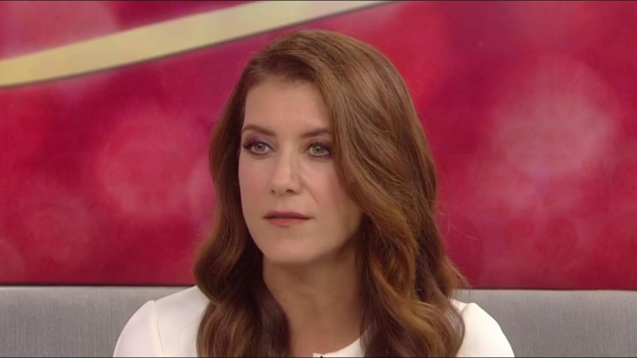 Kate Walsh reveals brain tumor