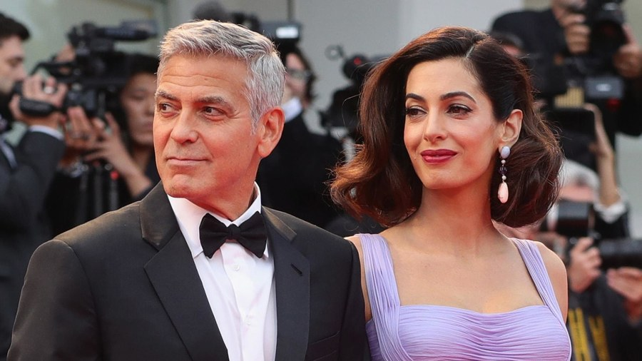 George Clooney finally addresses myth about twins