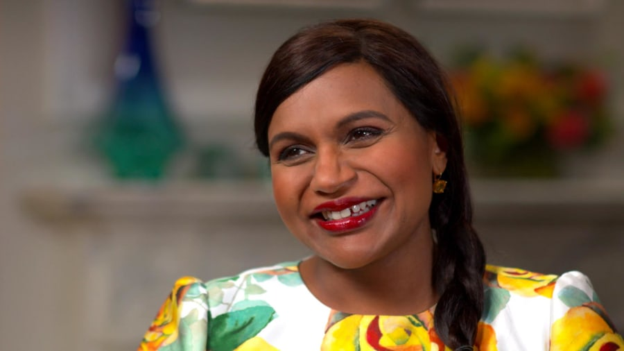 Mindy Kaling says she's