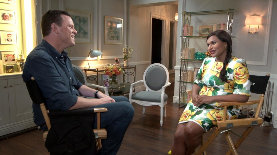 Am gonna be the dorky mom: Mindy Kaling""