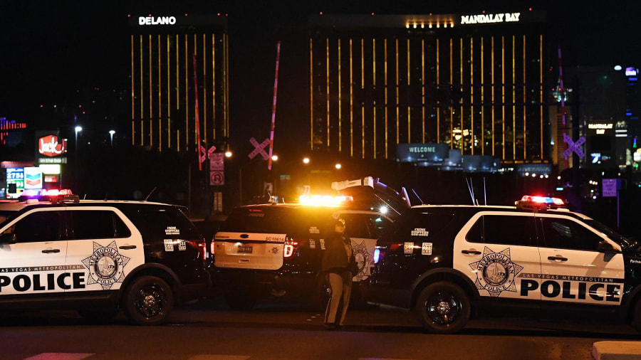 Ariana Grande calls out the Las Vegas attack for what it is,
