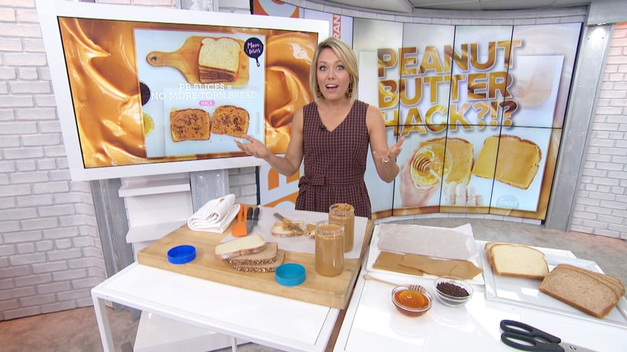 Viral peanut butter hack has millions of views, but not everyone approves