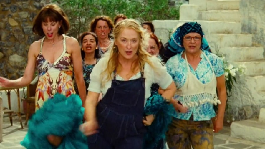 Cher joins the cast of 'Mamma Mia' sequel       Play Video         0:37                              Cher joins the cast of 'Mamma Mia' sequel
