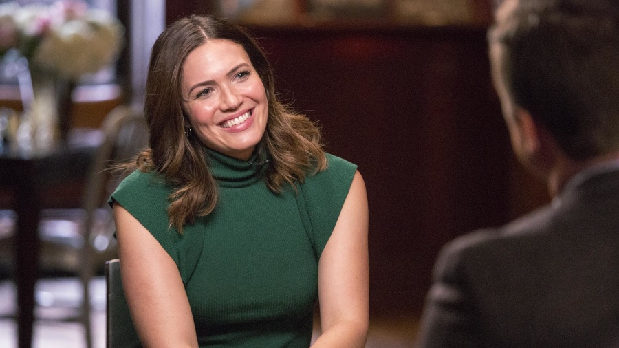 Mandy Moore opens up about new fiance, reveals they met on Instagram