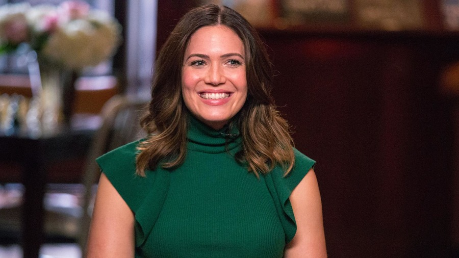 Mandy Moore Hints She Might Work On New Music With Her Fiance