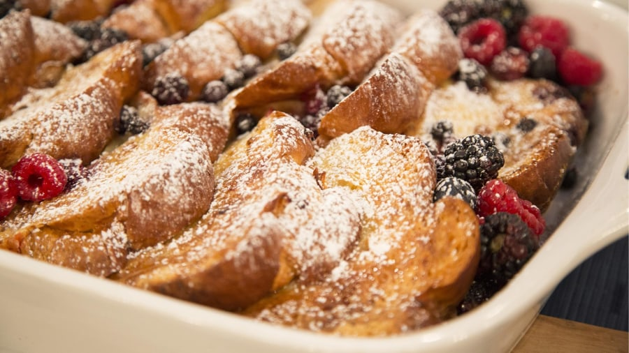 Learn how to make delicious new twists on French toast