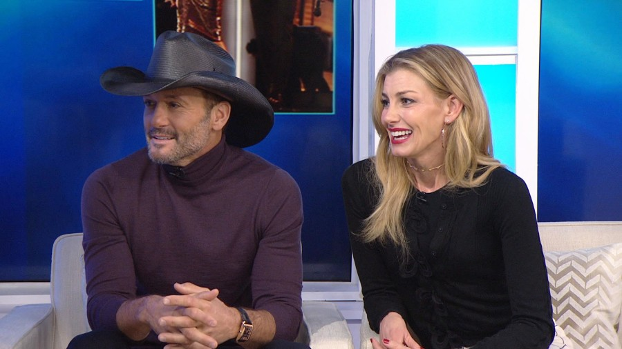 Tim McGraw And Faith Hill Share The Secret To Their 21