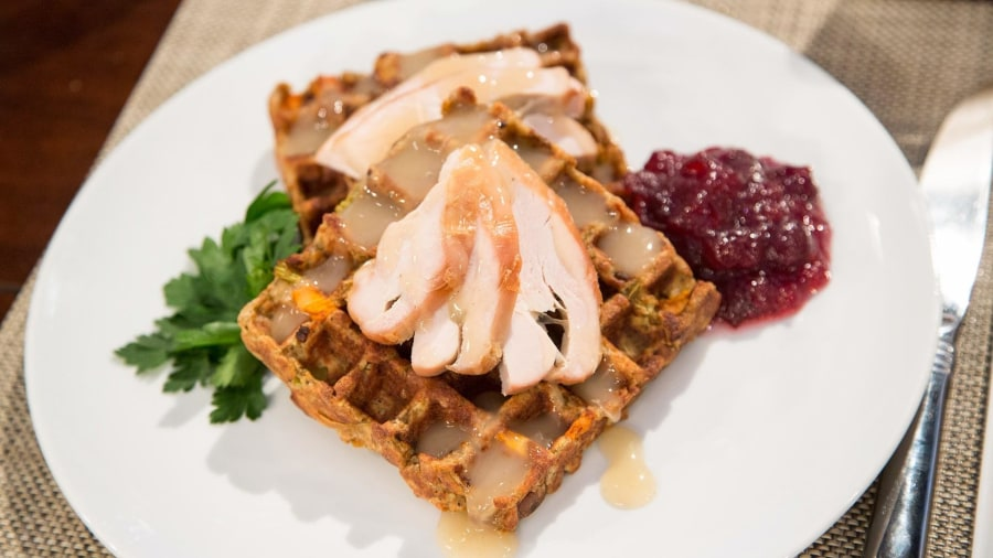 Got leftovers? Turn Thanksgiving dishes into new delicious meals with these tips